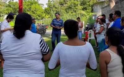 Inicia curso sobre mediación comunitaria